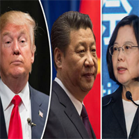 "... between the US and Taiwan with ""military pressure"", the country's  state-run media said on Sunday. On Friday President Trump signed the Taiwan  Travel Act ..."